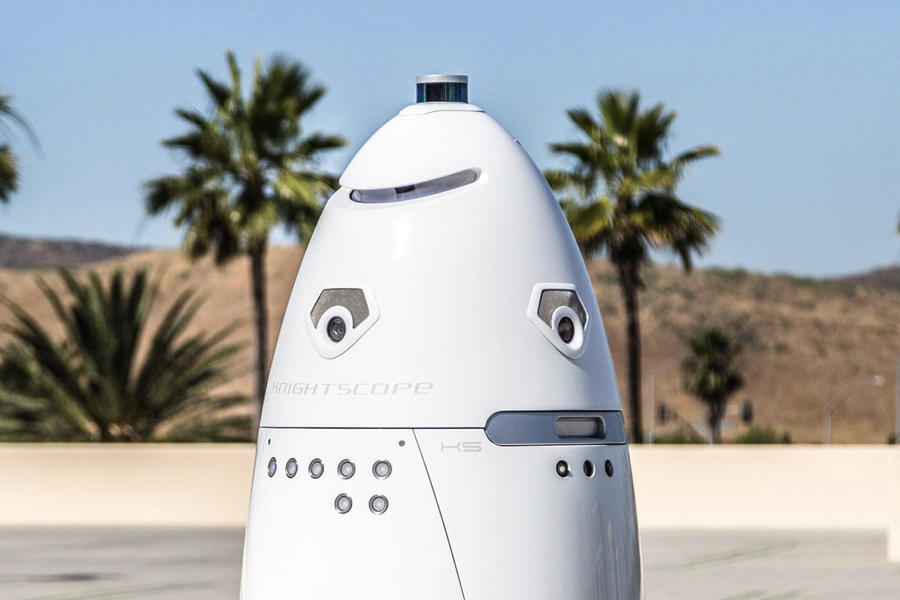 Robots Are Being Deployed To Shoo Homeless People 1
