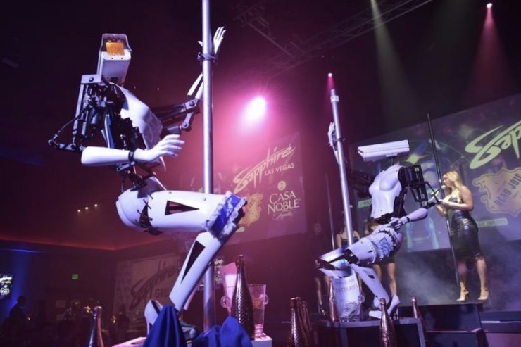Video Head To Camera Sex Robots Are Franken Freaks Image 1