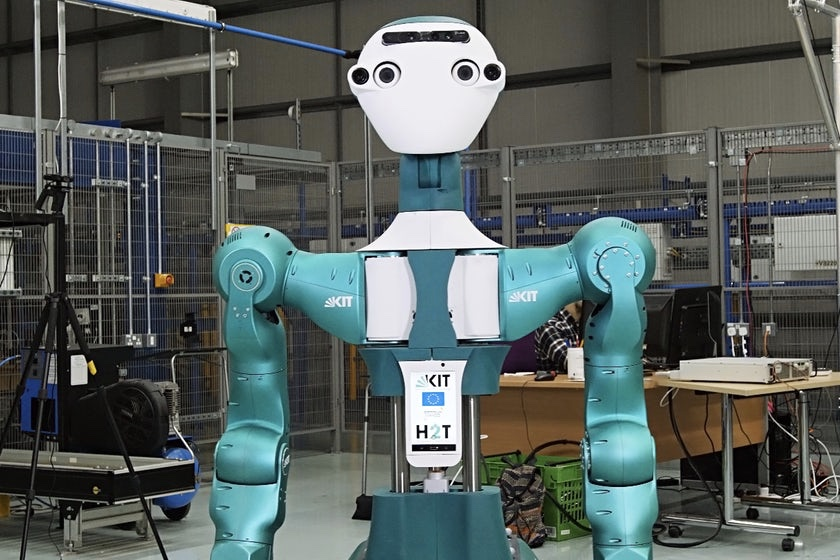 Video: A Robot That Is Smart Enough To Be Your Right-hand-man 1
