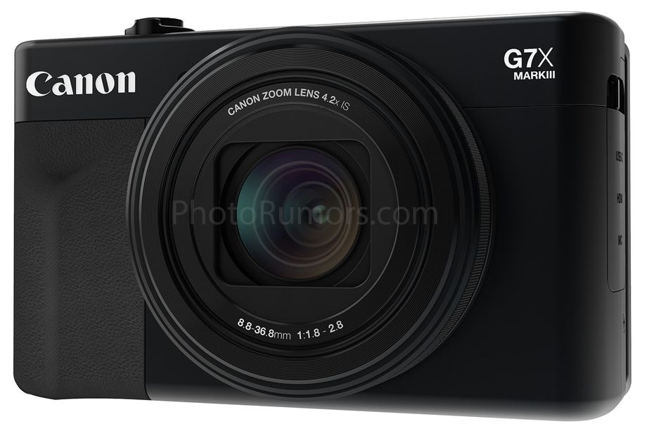 Might This Be The Next Canon Vlogging-camera? 1