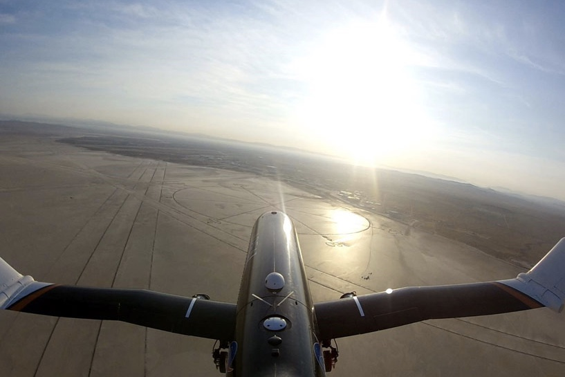 Video: Nasa Test Foldable Plane Wings At Supersonic Speeds 1