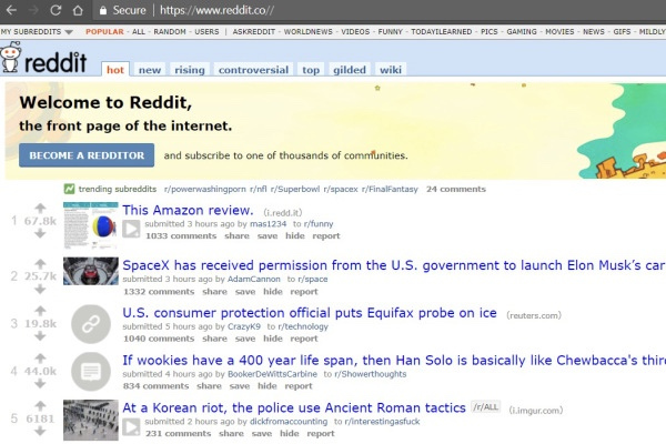 The Website That Fooled Reddit Users 1