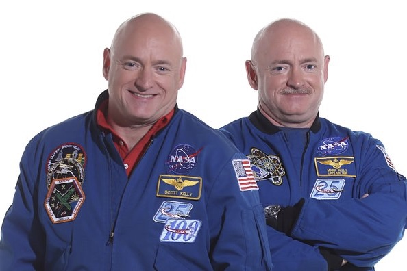 Nasa Astronaut, Scott Kelly