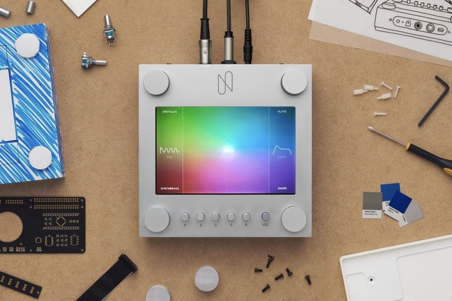 Video: Google Creates Hardware Interface For Algorithm Sound Generator 1