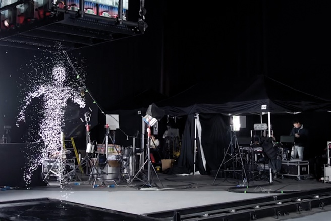 3D water pinter designed for Gatorade campaign 1