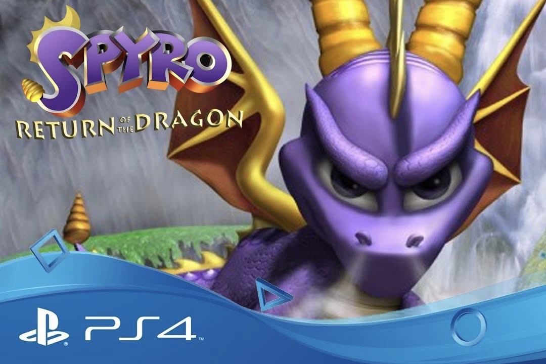 Spyro the dragon might return with this mysterious package 1