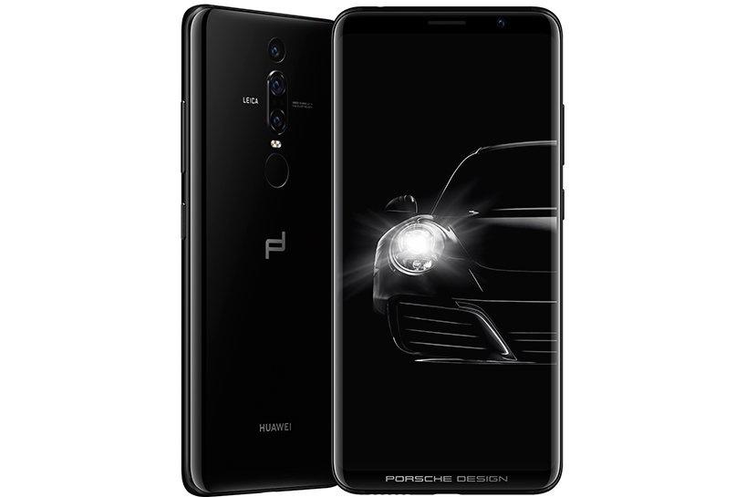 Huawei Mate RS is a Porsche lover
