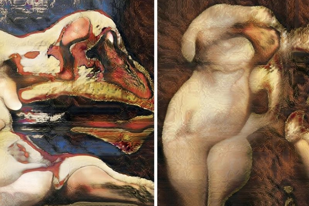 In The Nude Of Art, Ai Gets Down And Dirty 1
