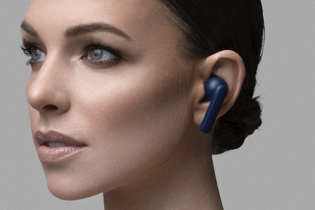 This is the futuristic concept of TicPods 1