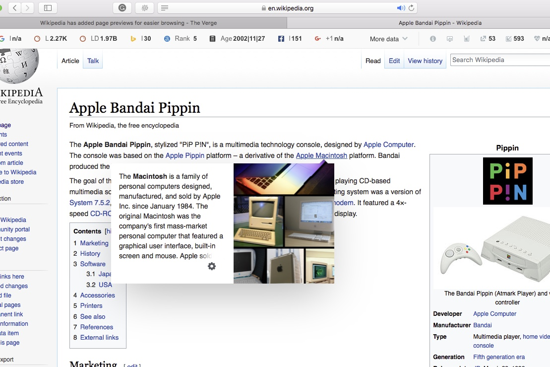 You Have To See Wikipedia