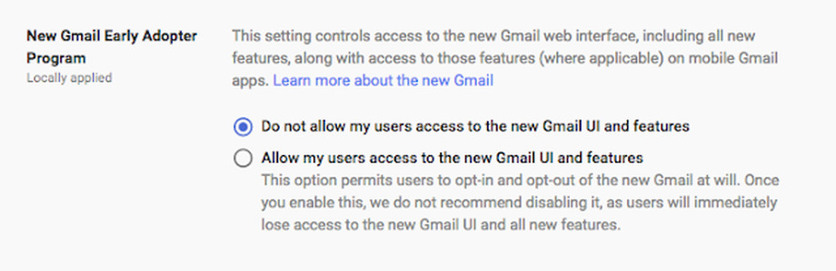 Here Is How To Enable The New Gmail 3