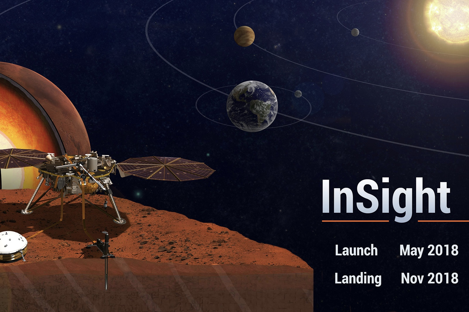 This Is How You Can Watch Nasa Launch The Insight Lander 1