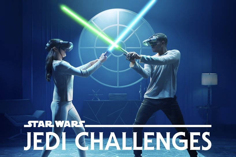 You Can Now Join The Force By Battling With Lightsabers 1