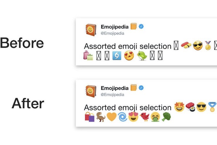 Twitter for Android is getting its own emoticons 1
