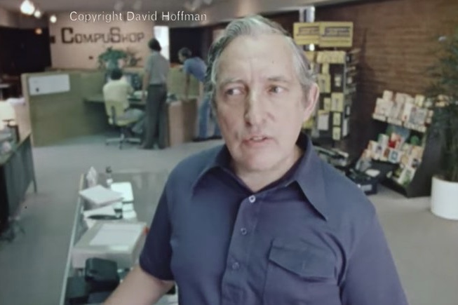 In 1979 a computer store manager predicted the future 1
