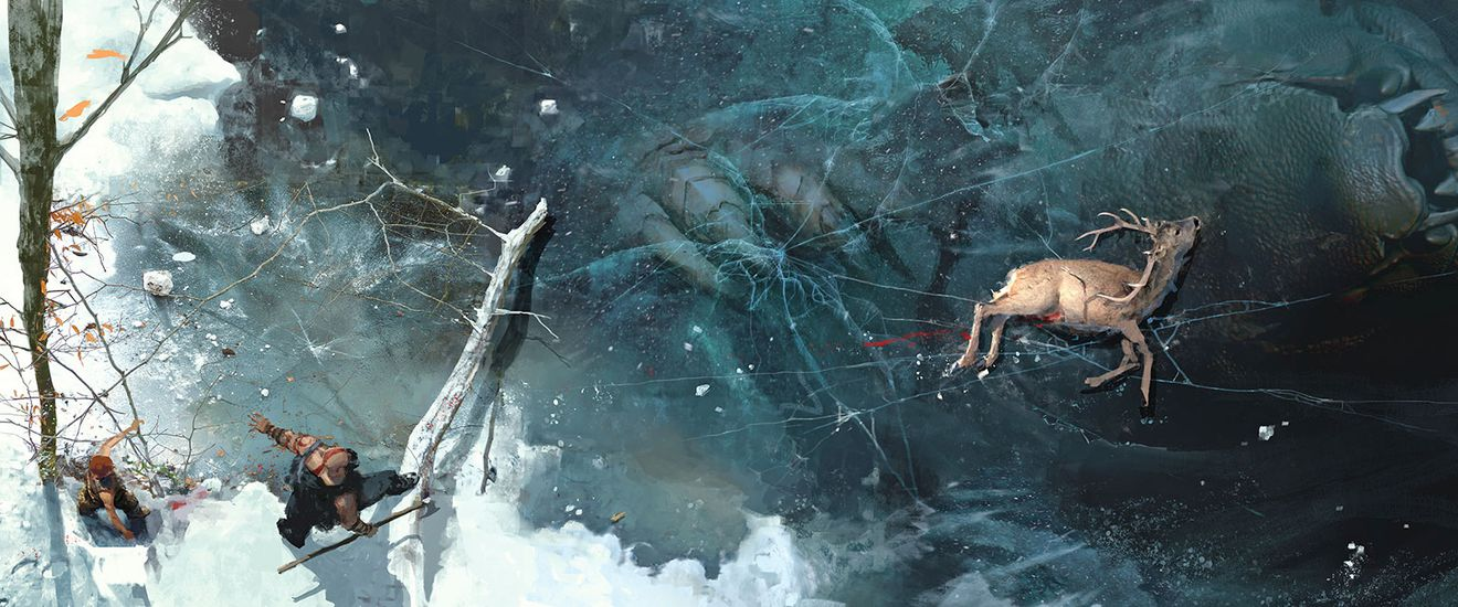 These God Of War Prints Make The Story Come To Life 2