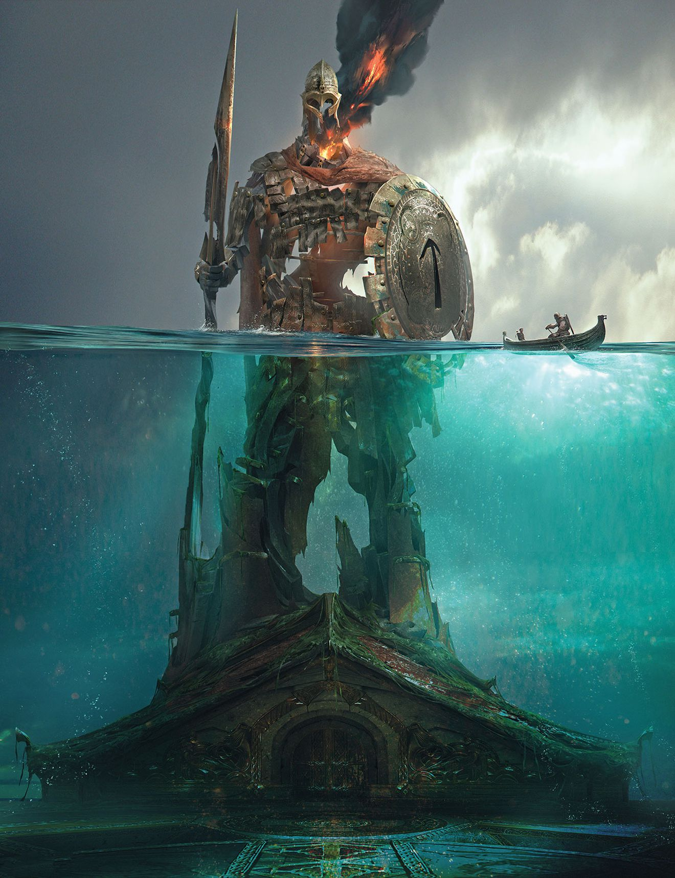These God Of War Prints Make The Story Come To Life 4