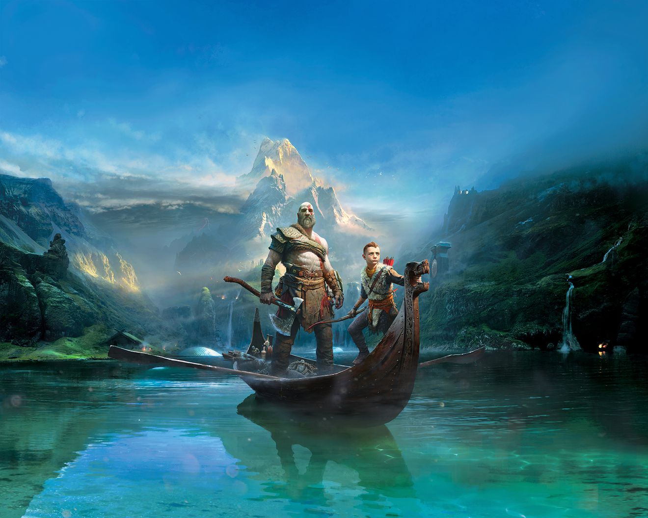 These God Of War Prints Make The Story Come To Life 6