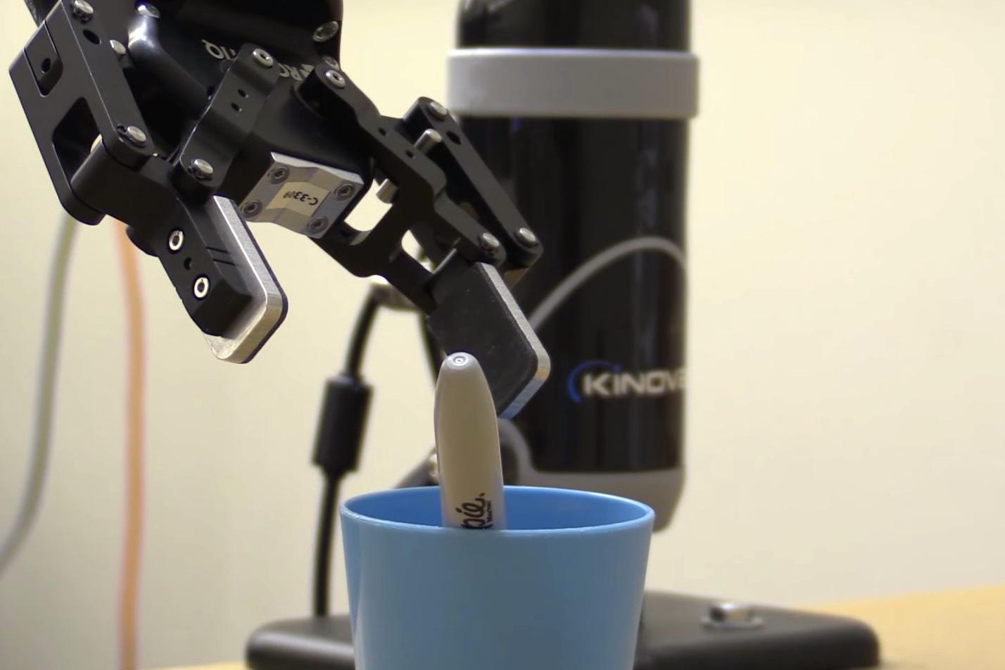 This new method improves robots