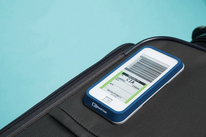 Have You Seen This Electronic Bag Tag? 1