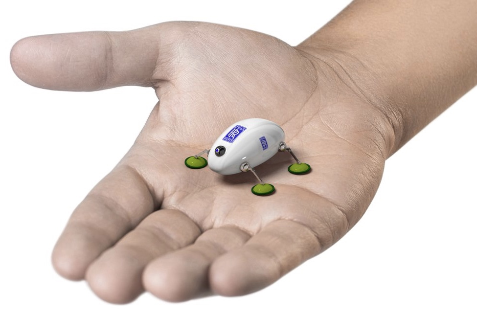 Have You Seen This Tiny Robot Concept? 1