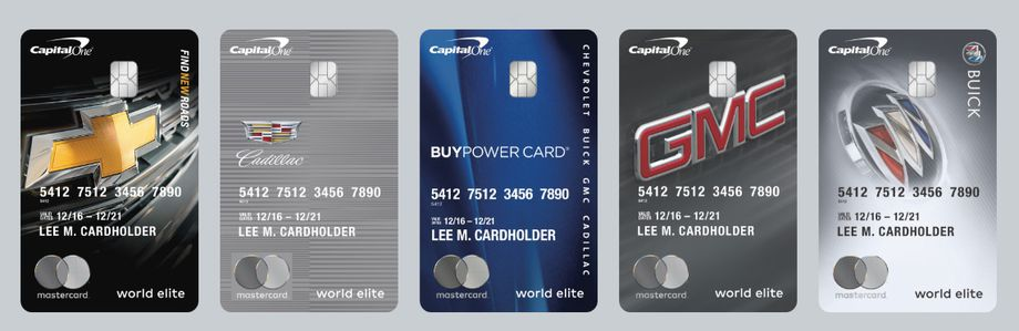 Have you seen the latest portrait bank cards? 2
