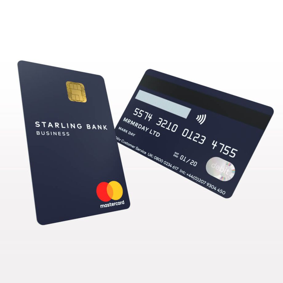 Have you seen the latest portrait bank cards? 3