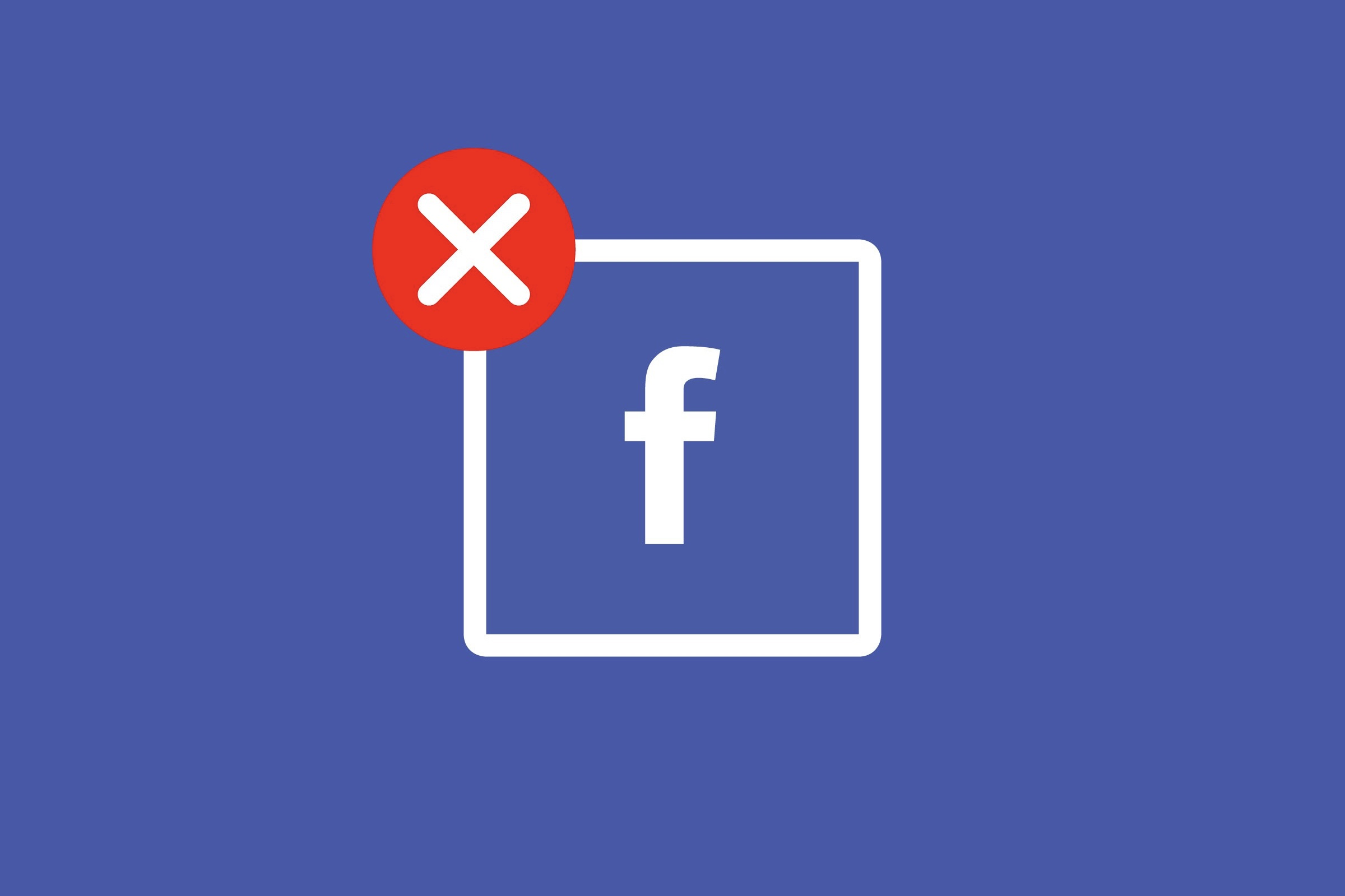Facebook no longer grants access to certain apps 1