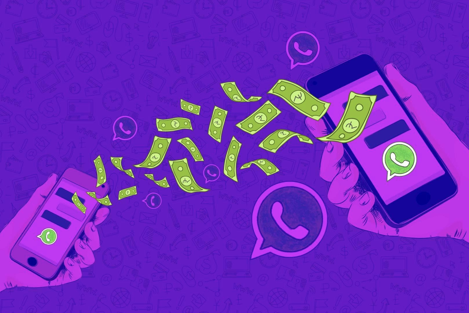 Facebook Starts Planning How To Monetize Whatsapp 1