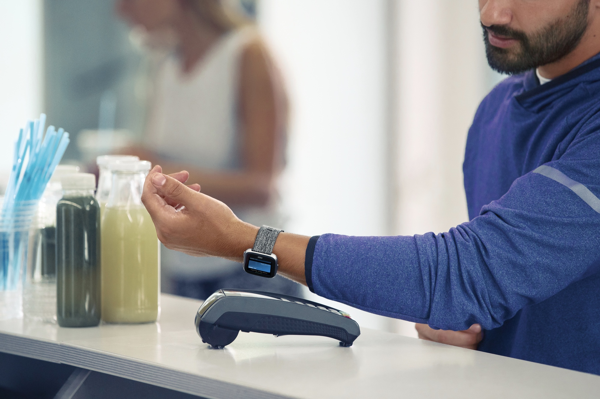 You Can Now Pay Via Your Garmin Or Fitbit With Fnb 1