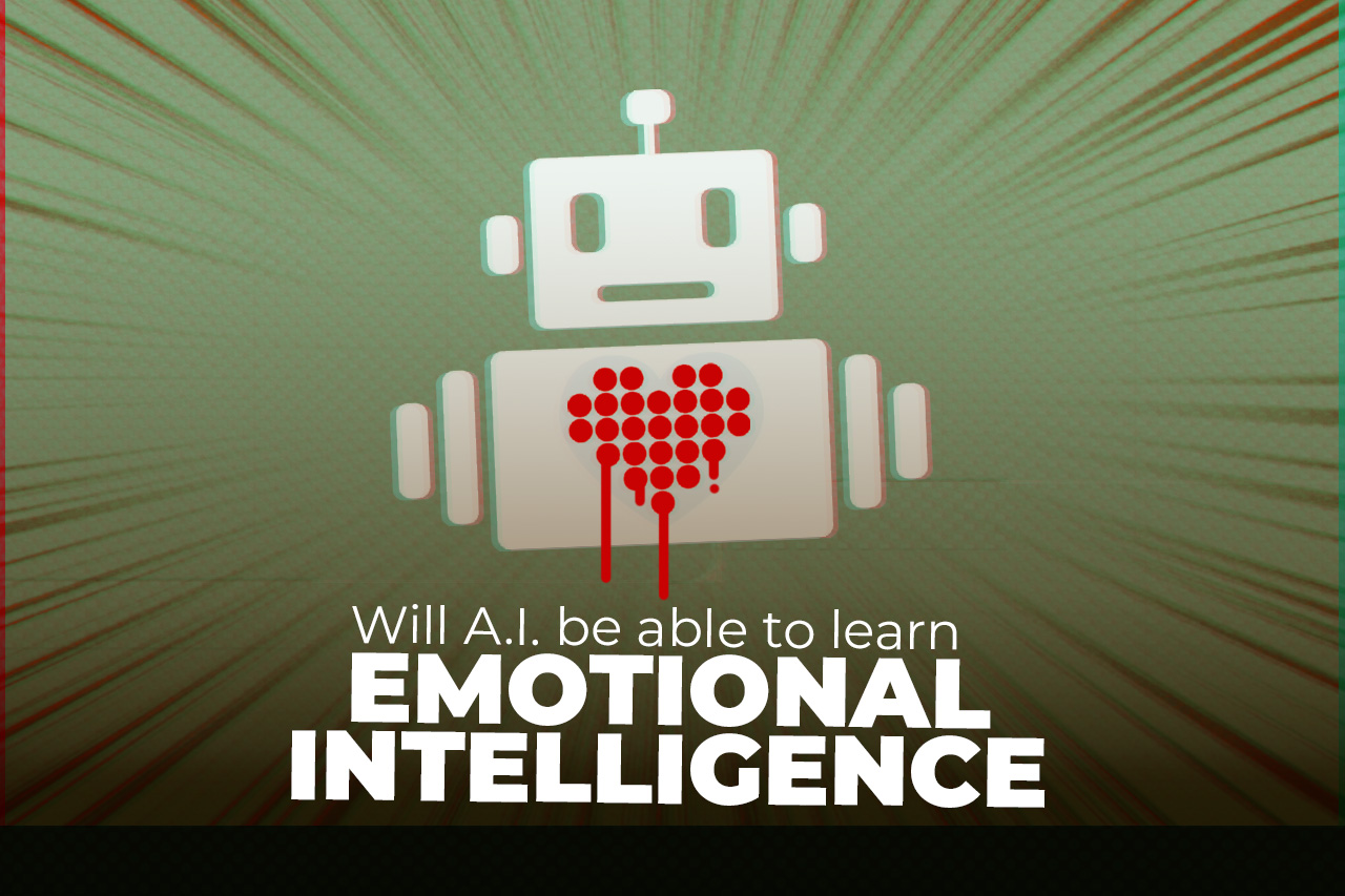 Will computers ever learn emotional intelligence? 1