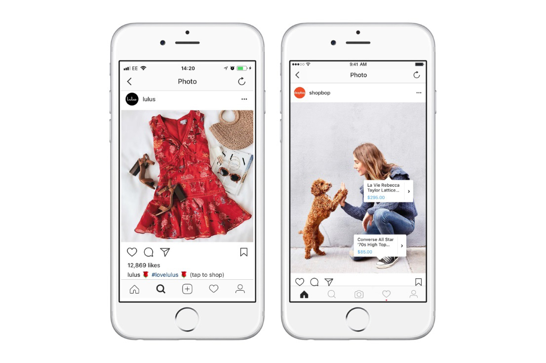 Instagram Decided To Start Building A Shopping App 1