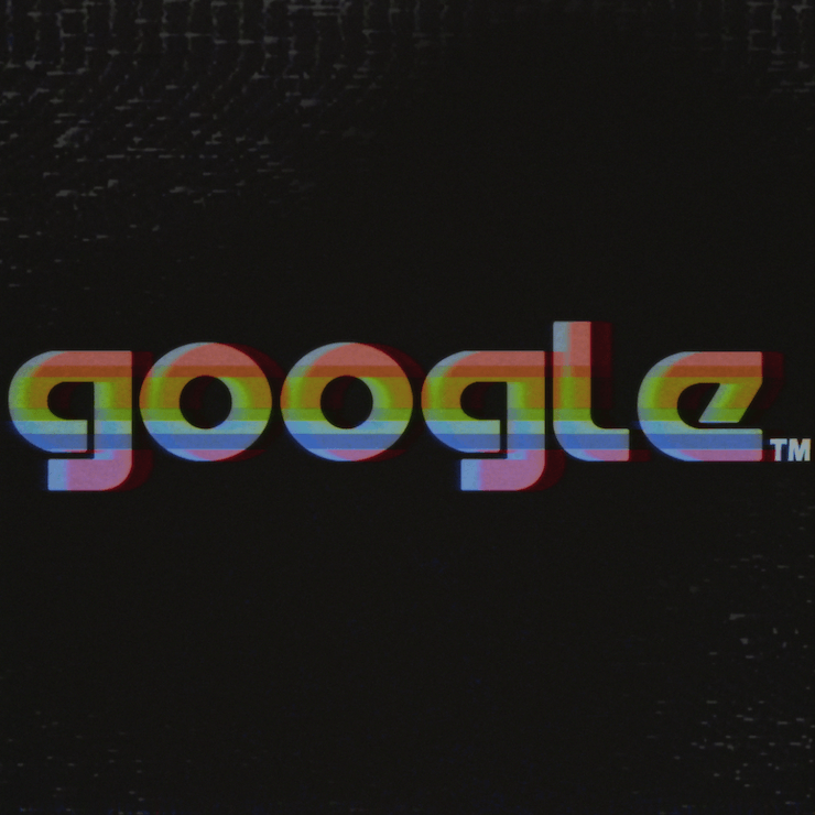 What The Most Iconic Internet Logos Would Have Looked Like In The 80