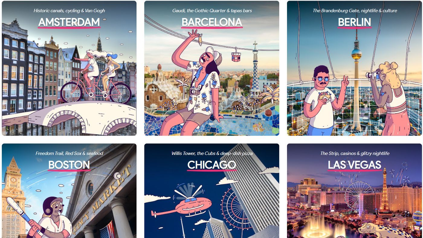 Google's New Travel Tool Helps Vacationers Find Free Activities In New Cities 2