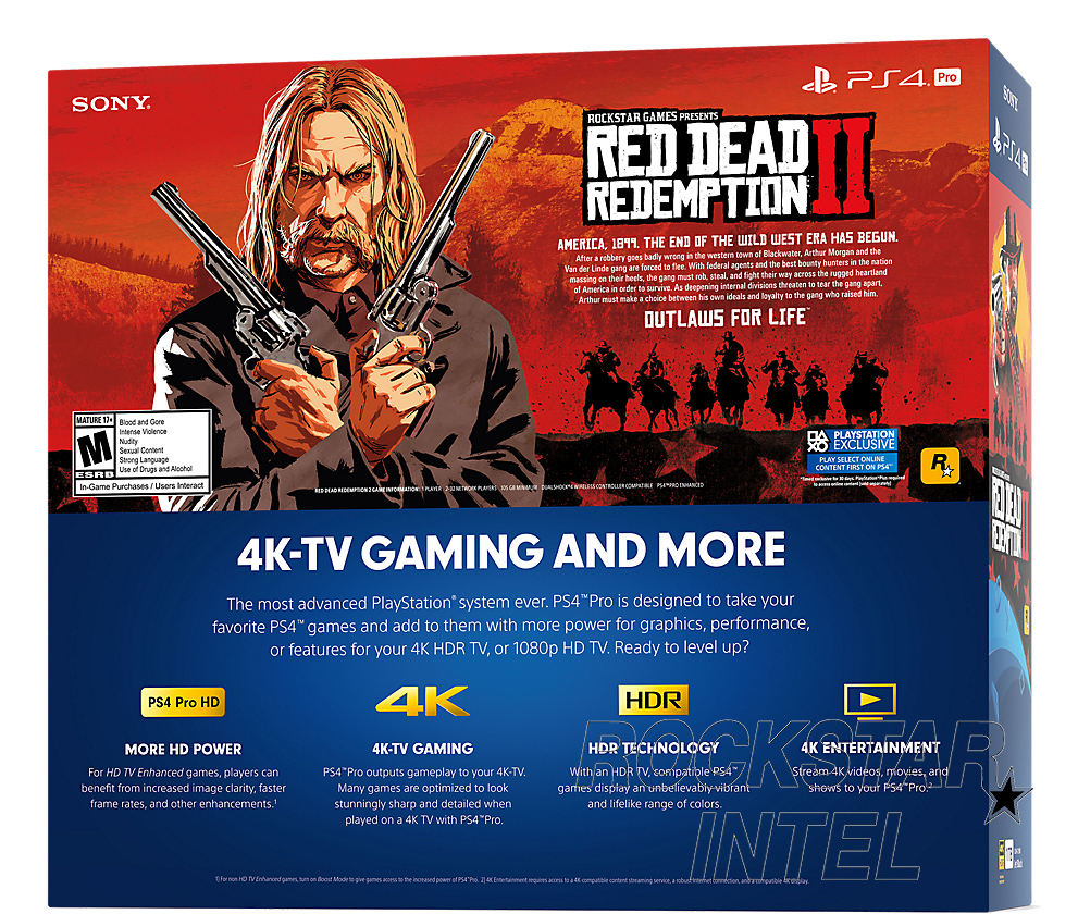 Red Dead Redemption 2 Will Be A 105GB Download 2