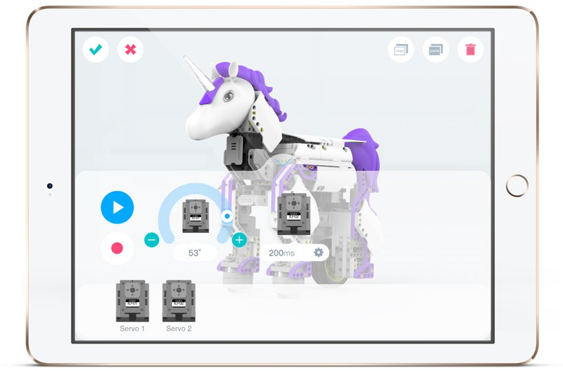 A Unicorn Robot Can Now Teach You Coding 2