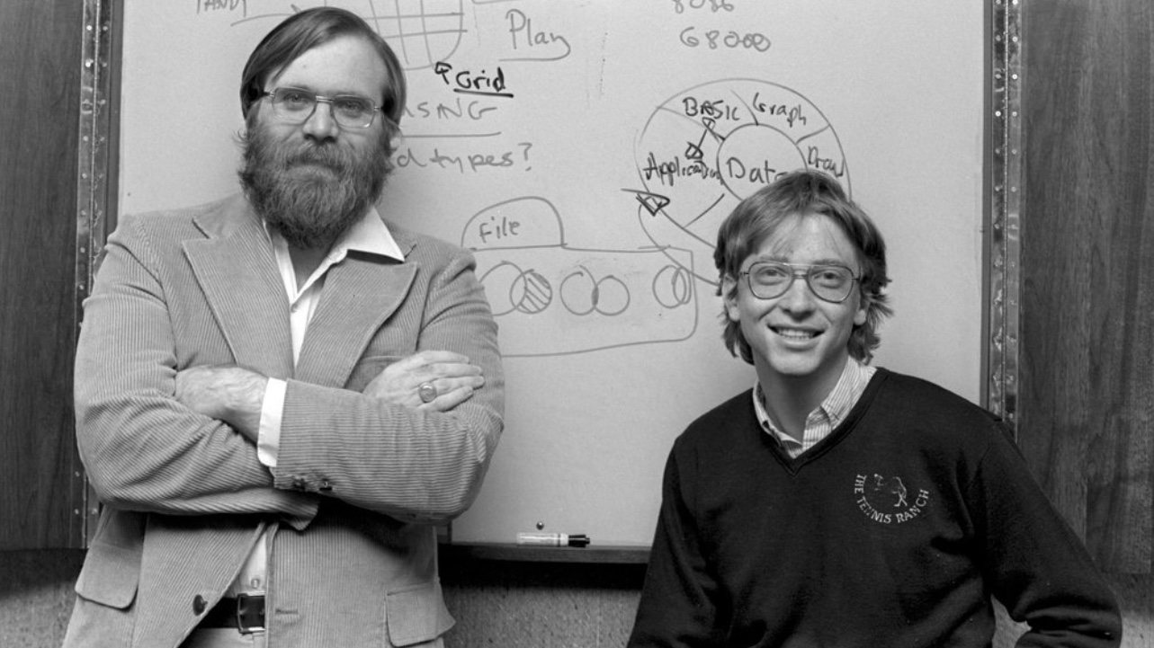 Microsoft Co-Founder, Paul Allen, Dies From Cancer At 65 2