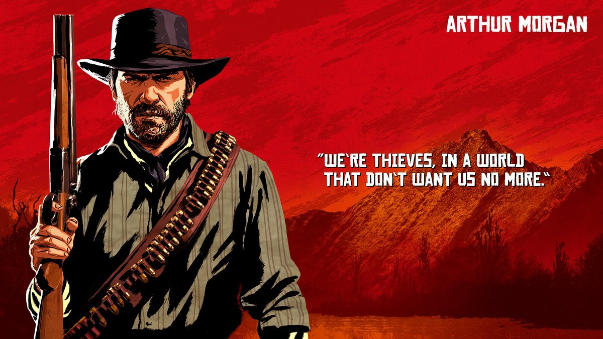 Red Dead Redemption 2 Is Here 3