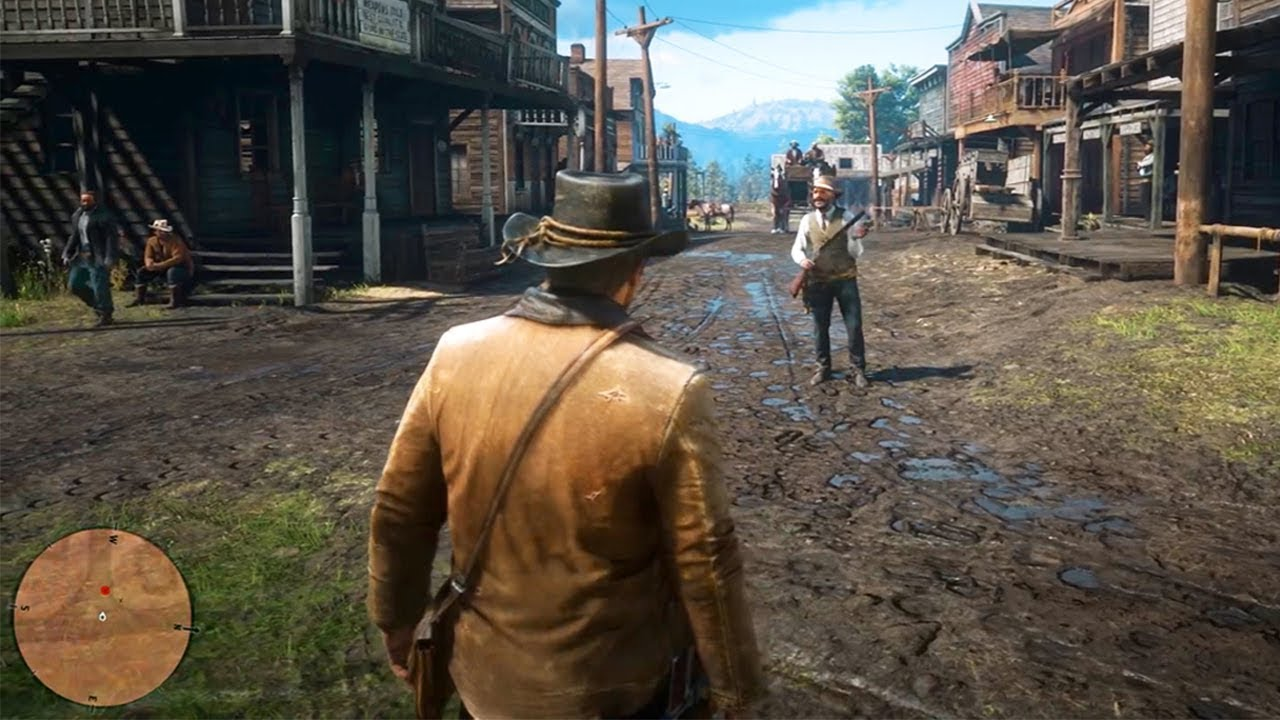 How To Earn Money Easily On Read Dead Redemption 2 3