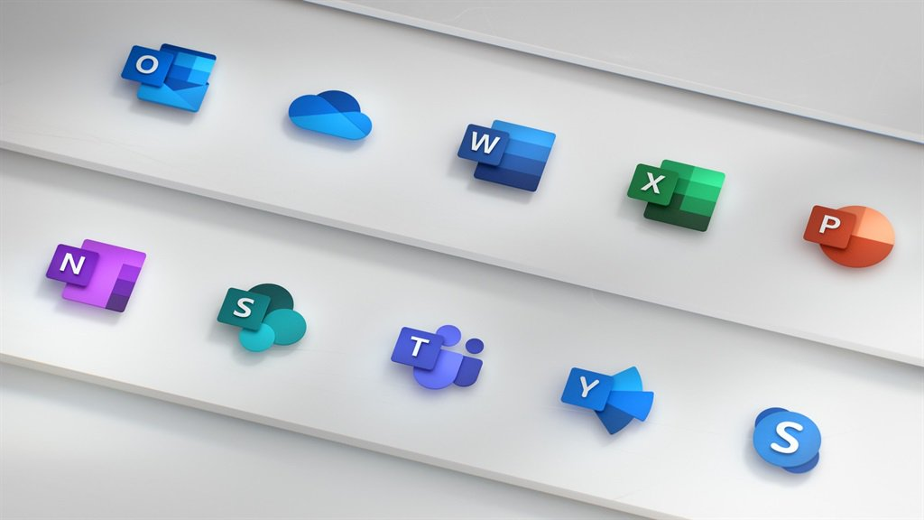 Microsoft Office Is Getting A New Set Of Icons 2
