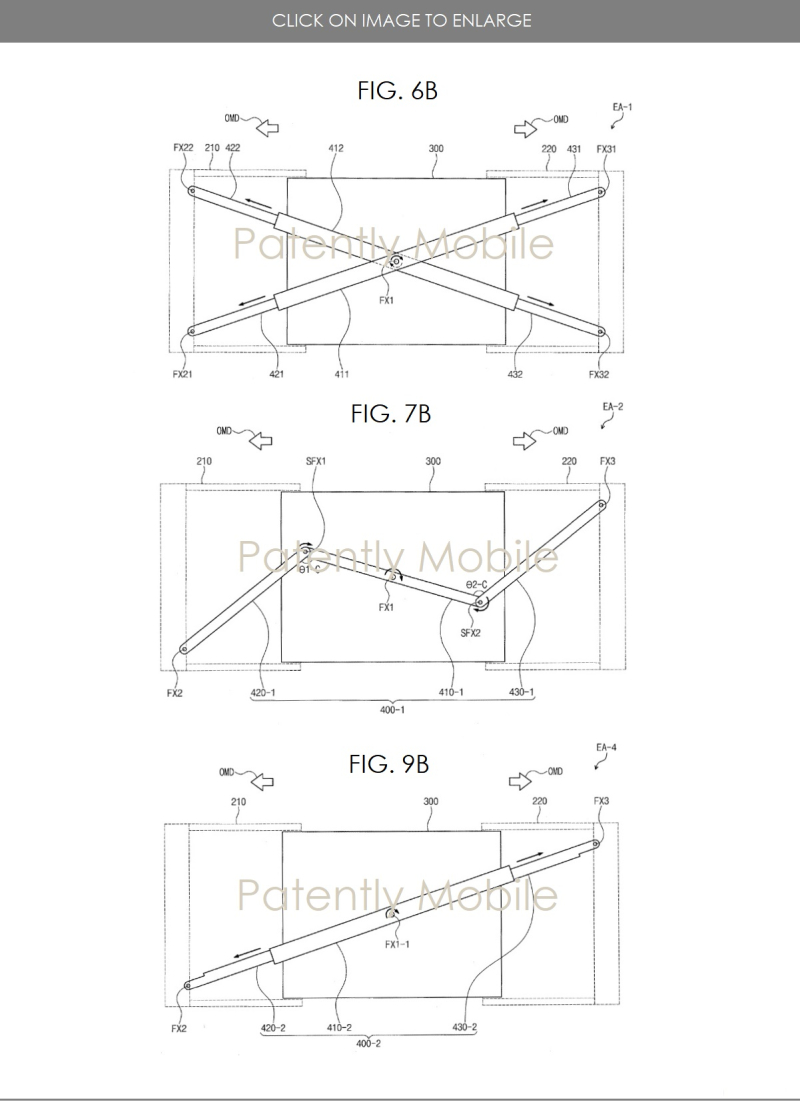 Samsung Invents A Smartphone That Can Stretch Into A Tablet 3
