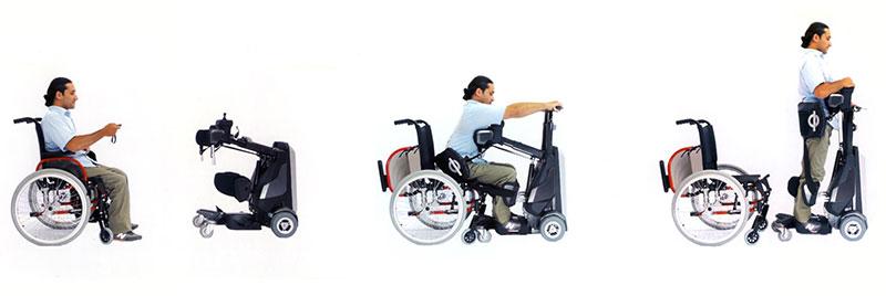 This Robotic Device Reimagines Walking Disabilities 2