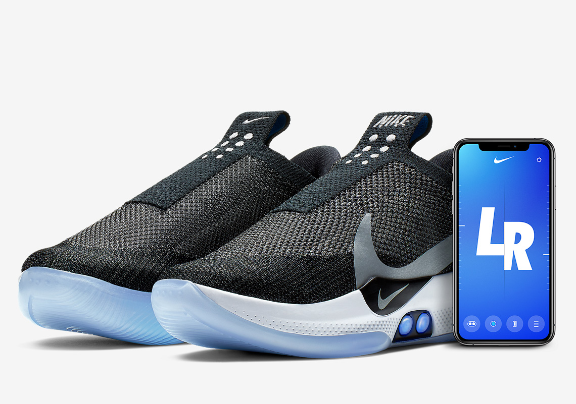 Gadgets,Computers/Technology,NIKE Adapt BB,NIKE,Sneakers,basketball,NIKE Adapt,shoelace ,shoe,
