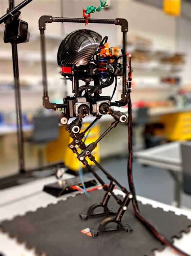 News,Computers/Technology,Robotics,Robot,Leonardo,Flying,Jumping,