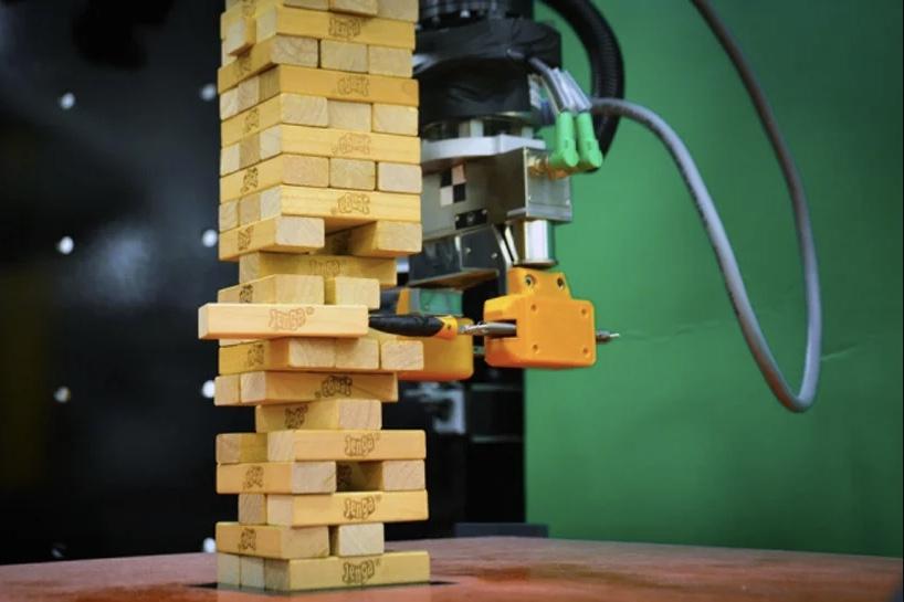 This Robot Can Cheat At Jenga 2