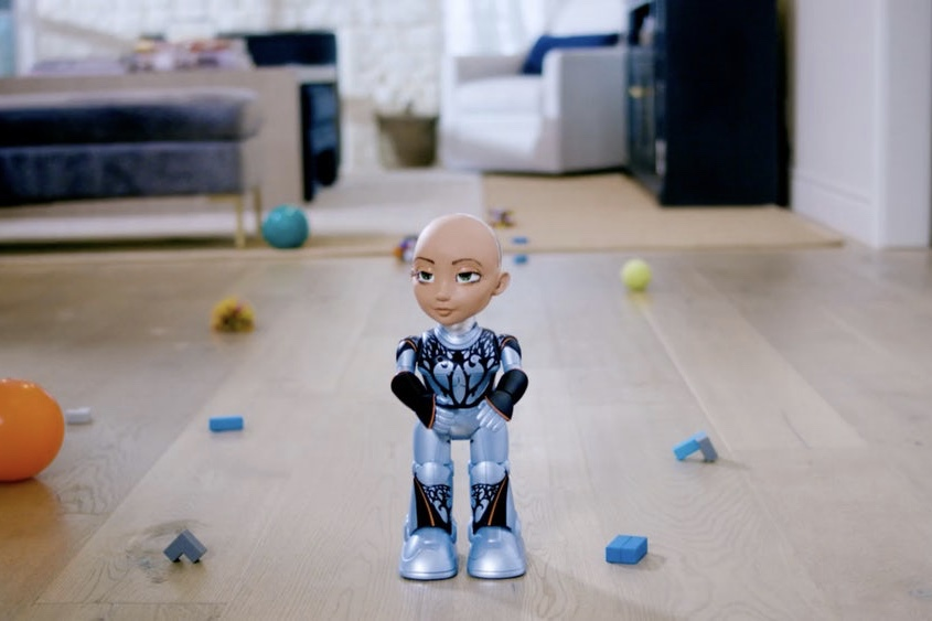 Sophia, Today Show, David Hanson, Artificial Intelligence, AI, Hanson Robotics, Robots, Robotics, Sophia the robot,little Sophia,Computers/Technology,News,