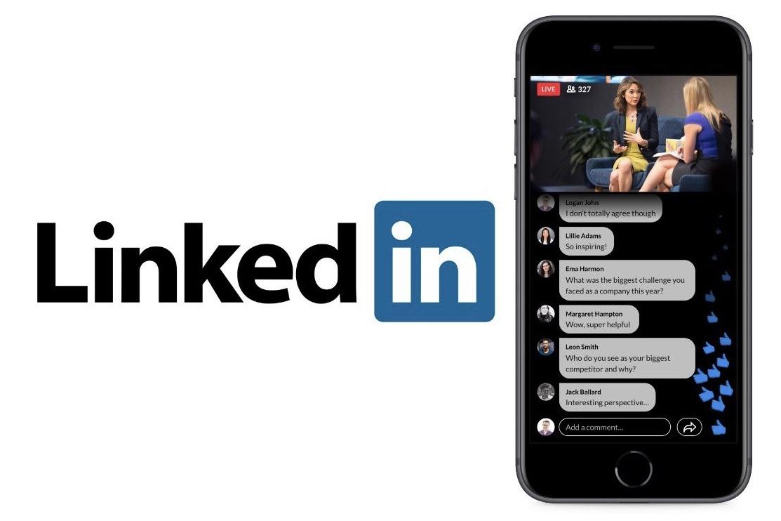 Video,Live,Update,LinkedIn,Computers/Technology,News,