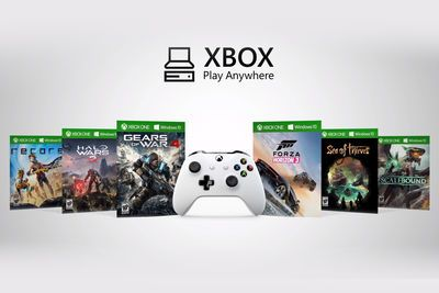 Video: All Microsoft-published Games Will Now Be Xbox Play Anywhere