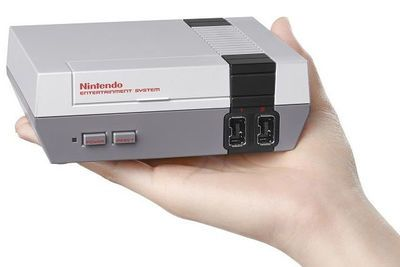 Video: Nintendo Announces The Mini-nes, Will Play 30 Classic Games