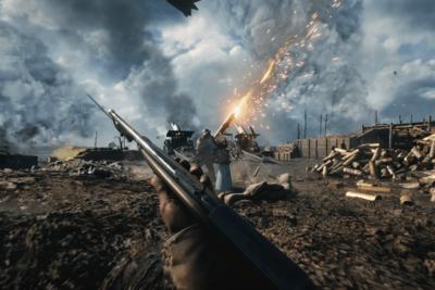 Video: Battlefield 1 Real Life Mode - 4k 60fps